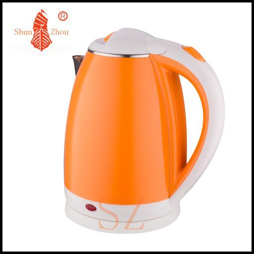 SZ-18F Double Wall Plastic Electric Kettle