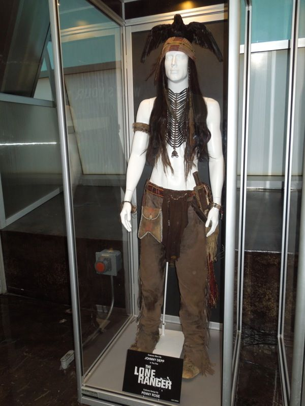 adult tonto costume - the lone ranger | Hollywood Movie Costumes and Props: The Lone Ranger costumes worn by ...