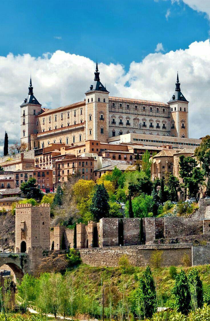 Toledo,España ALCAZAR DE TOLEDO