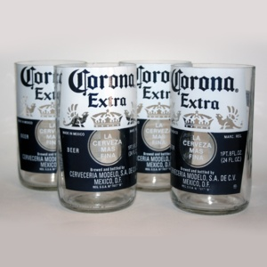Corona glasses trying this on coronita bottles but it for How to make corona glasses
