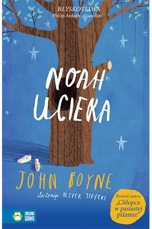 Noah ucieka - John Boyne