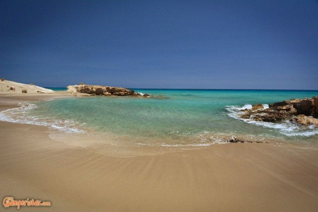 Creta: Xerokambos, che spiaggia! | Camperistas.com