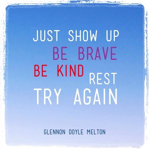 My favorite words of wisdom from Glennon Melton.