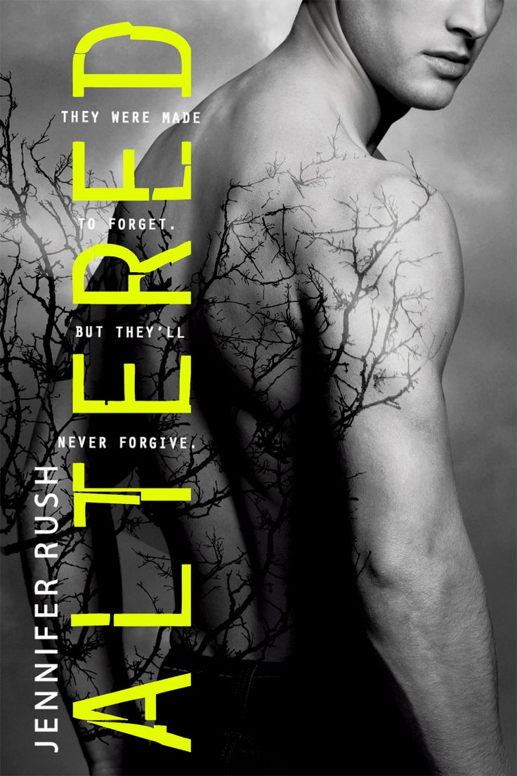 Cover Reveal: Altered (altered #1) By Jennifer Rushing 1
