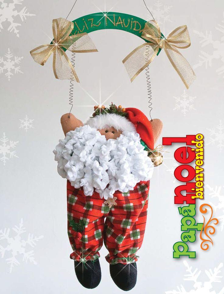 Moldes o patrones para elaborar hermosos muñecos navideños ALBUM 54aal57323467 WhatSapp +57 323 4670780