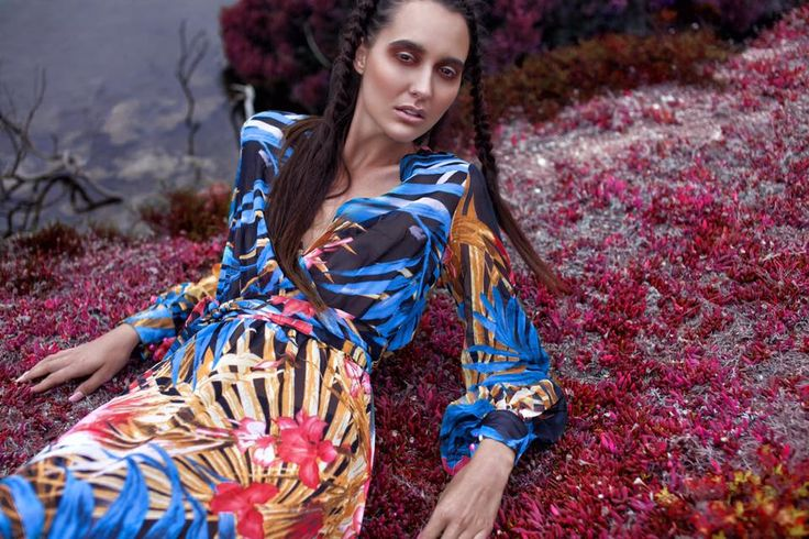 Model: Jade Nightingale #zipettmagazine
