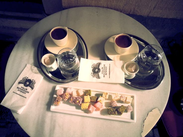 Coffee time in Karakoy