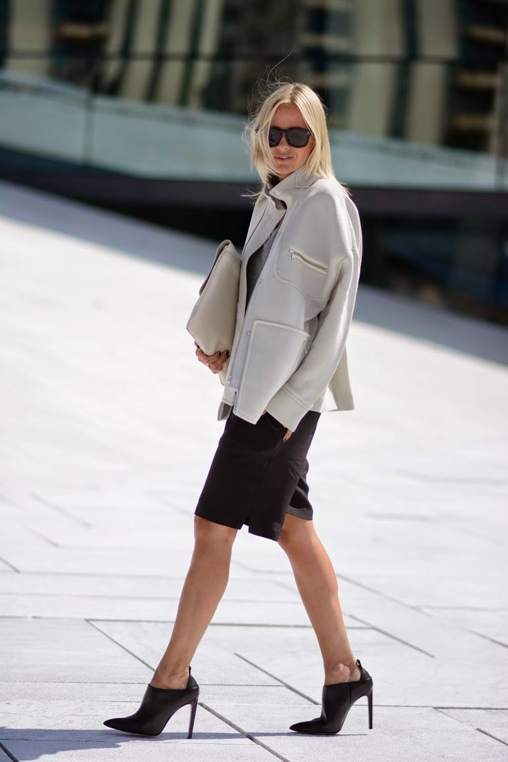 THE BERMUDA SHORTS IN THE CITY