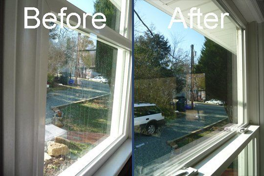 How To Clean a Window with Newspaper — Home Hacks | Apartment Therapy