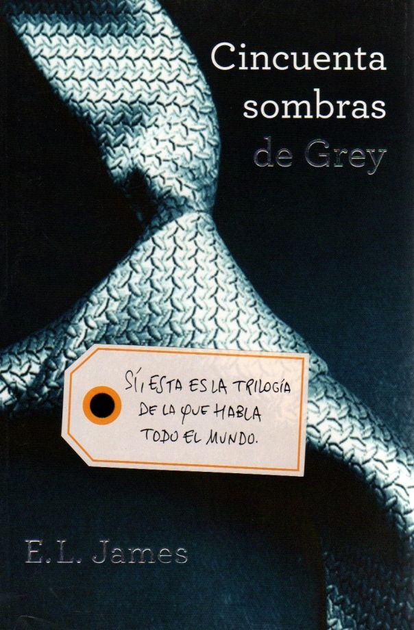 Cincuenta sombras de grey books pinterest grey and for Mobilia 50 sombras de grey