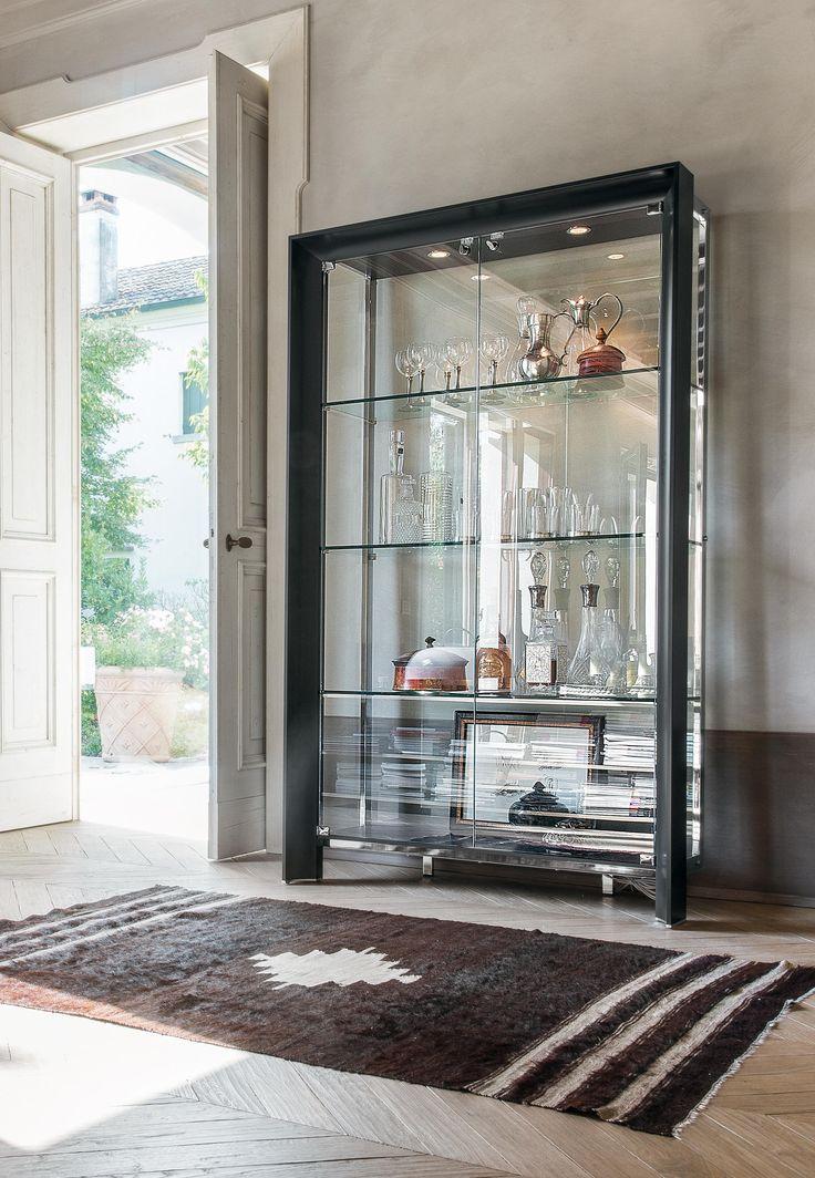 oltre 25 fantastiche idee su vetrinette su pinterest | armadi in ... - Vetrine Da Soggiorno Classiche 2