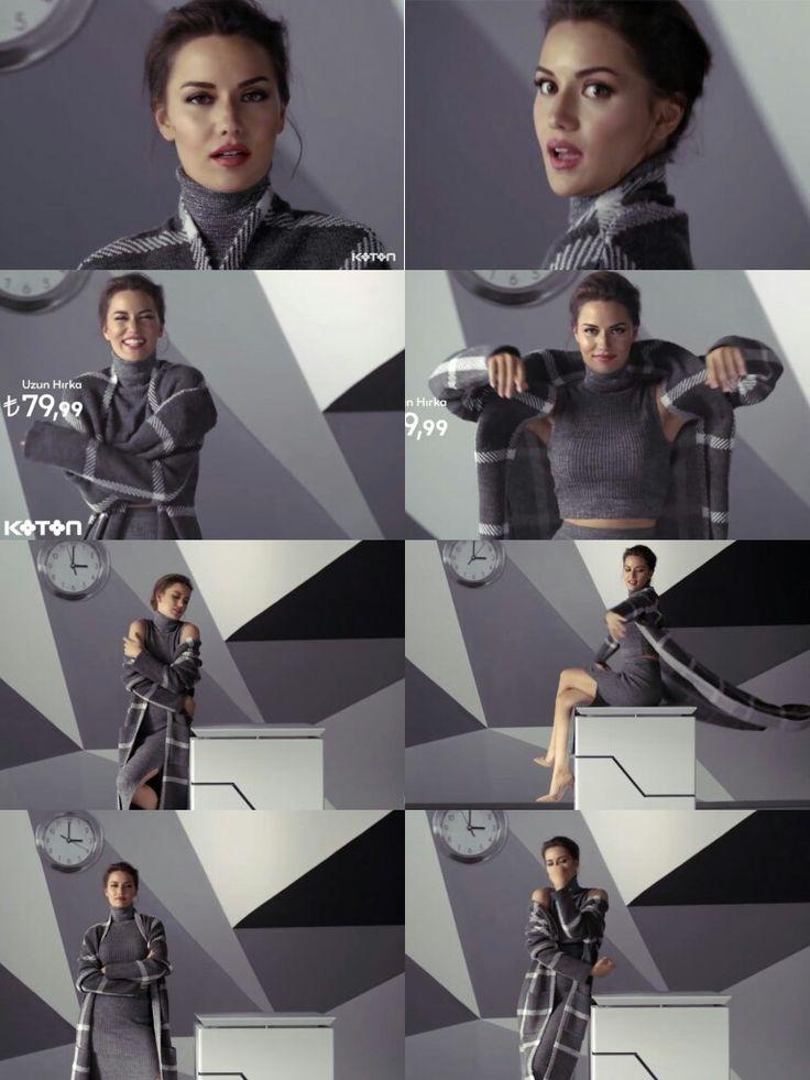 Fahriye Evcen Koton #koton #commercial