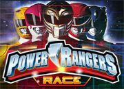Power Rangers Megaforce Racing