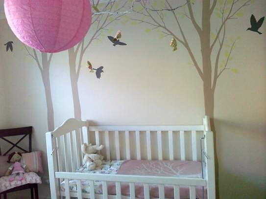 1000 Images About Baby Rooms We Love On Pinterest Jungle Room Baby
