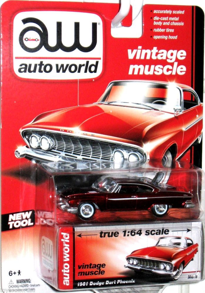 The 14 best Auto World 1/64 images on Pinterest | Diecast, Lights ...