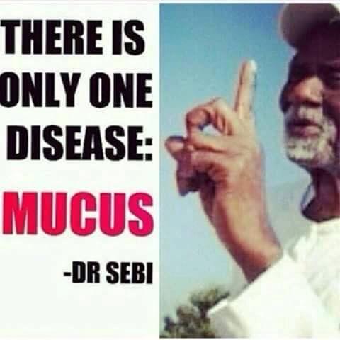 Mucus - Acidic Foods  #Dr Sebi