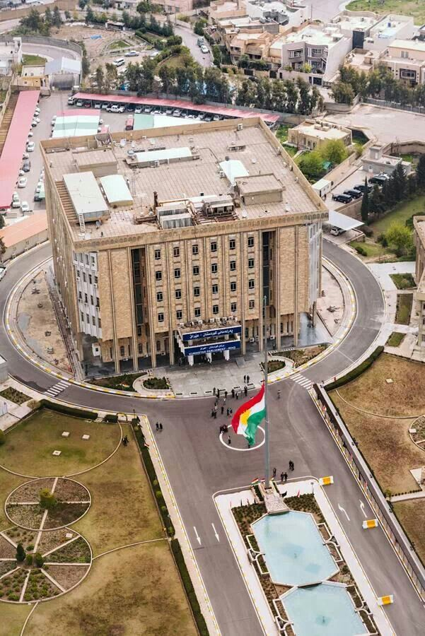 Parliament kurdistan Erbil