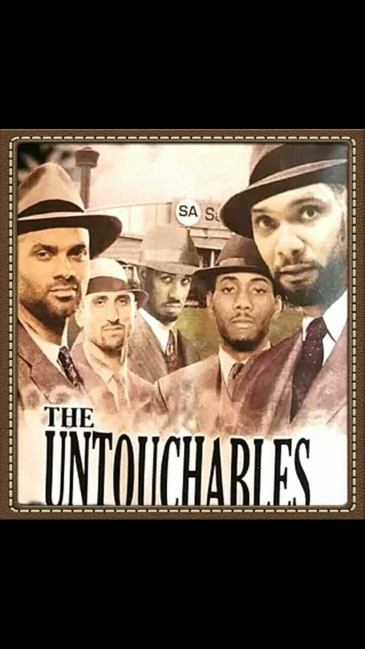 San Antonio Spurs -The Untouchables