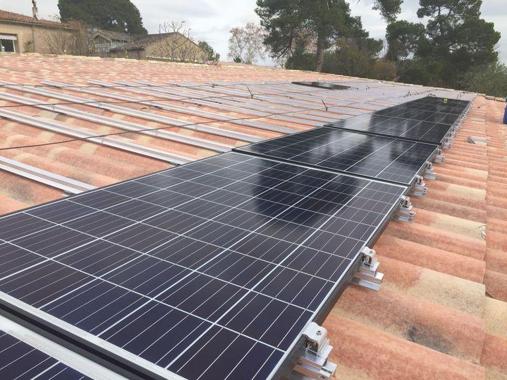 installation panneau solaire grabels