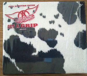 Aerosmith - Get a Grip cow skin