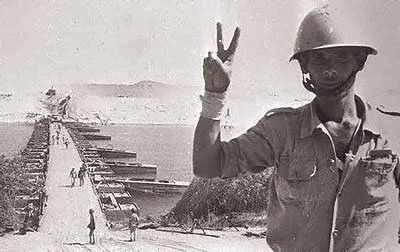 Egyptian Army, October 1973
