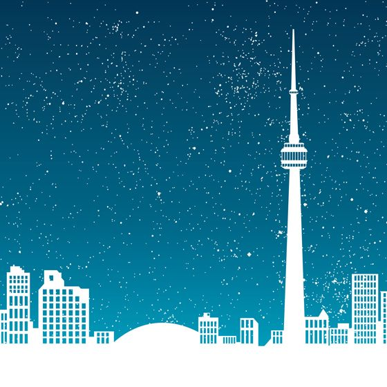 Our Toronto Winter Family Activity Bucket List | How to make the most of winter in Toronto