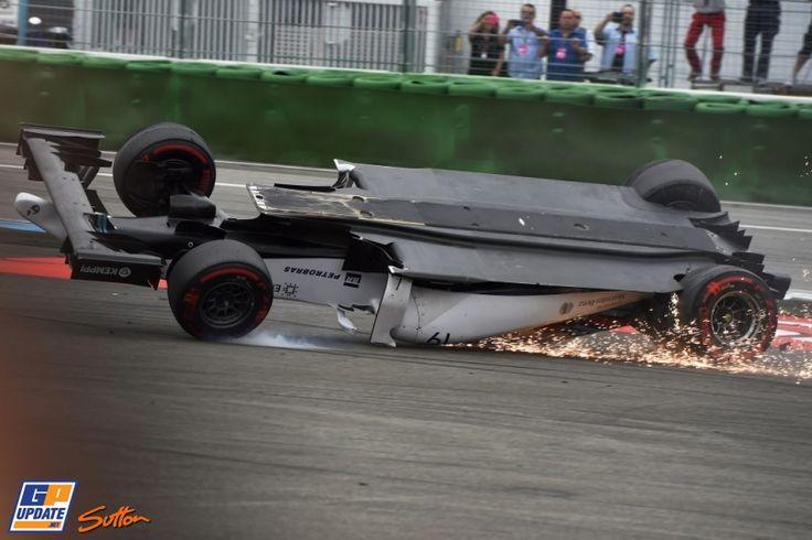 Foto S Formule 1 Grand Prix Van Duitsland 2014 Zondag Grand Prix Duitsland Foto S