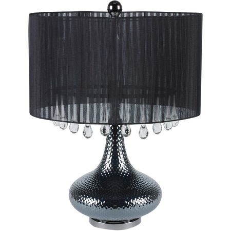 Phae Table Lamp. I don't know where you would put it but it sure is cool!! It would look good anywhere.