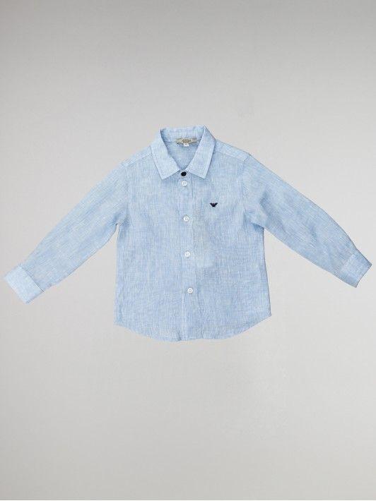 Armani Junior πουκάμισο AJ-0DC05