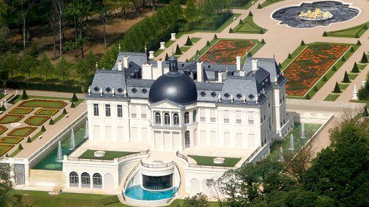 Chateau Louis XIV in Louveciennes, near Paris, is owned by Crown Prince Bin Salman of Saudi Arabia.