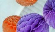 Aktion mit Oooohhh-ist-das-schön!-Effekt: Wabenbälle. Selbermachen.