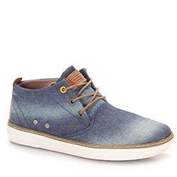 Bota Casual Masculina West Coast - Jeans