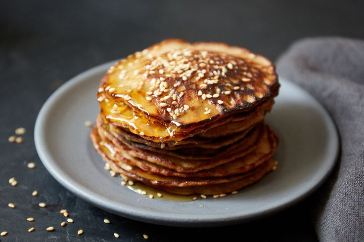 Keep It Clean at Breakfast With These Paleo Pancakes