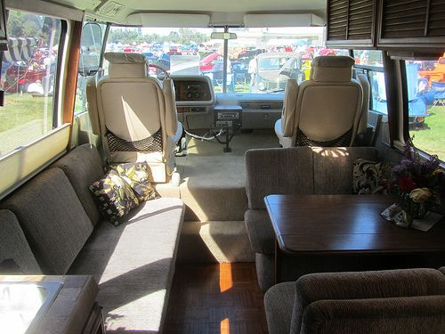 Wonderful Gmc Motorhome Interior | GMC Motorhome Interior