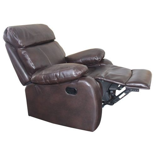 The Noble single recliner made from synthetic materials, provides quality, comfort and support that is sure to impress. Dont forget to check out our Noble 3 Seater with recliners also!