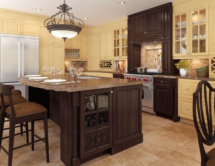Eurostyle Kitchens Home Depot