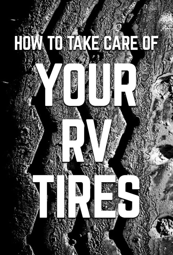 "Most RV owners think they are taking proper care of their tires. After all they periodically check the pressure, take a quick glance or ""whack"" with a trucker's bat, and keep them clean. Tires are the"