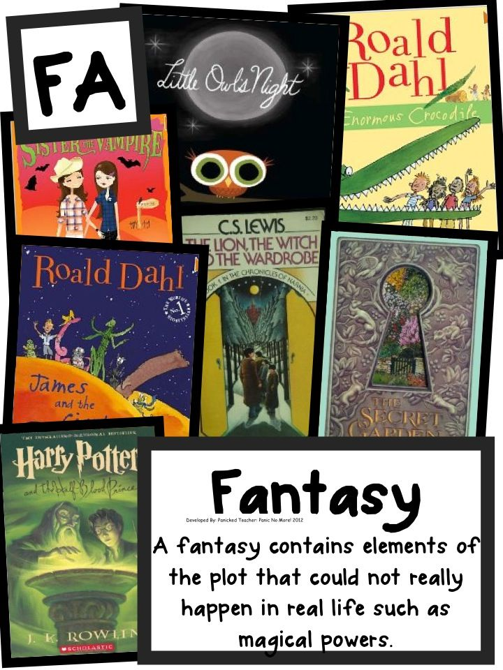 Free Genre Posters to spruce up your classroom library!