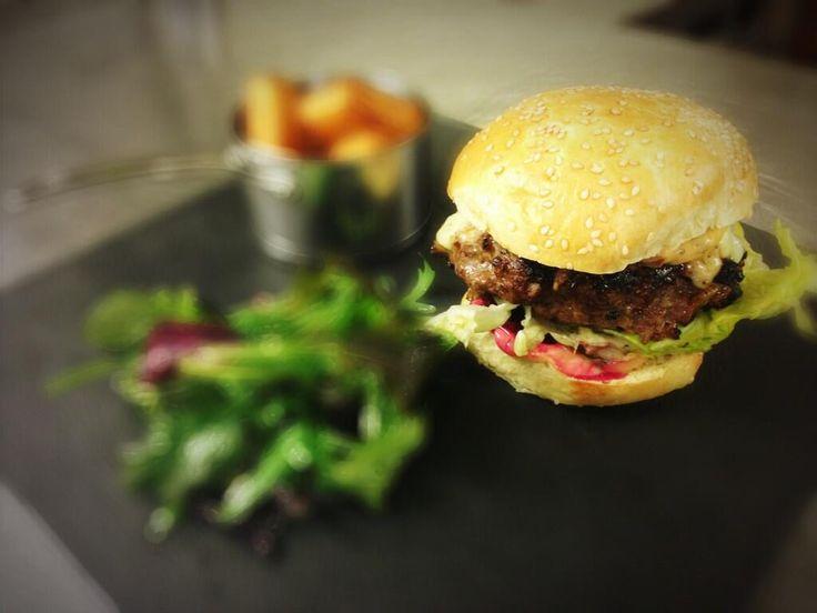 @TheWigPen Friday night 'Big Wig' Burger