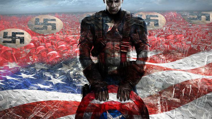 Justice: Captain America