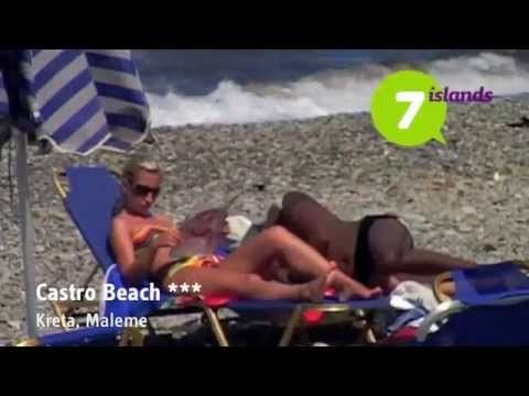 The Castro Beach Hotel In Maleme Crete Greece