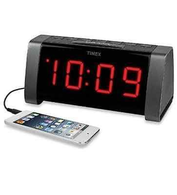 New #timex audio #t235b desktop #clock radio - 2 x alarm fm, am,  View more on the LINK: 	http://www.zeppy.io/product/gb/2/162073487407/