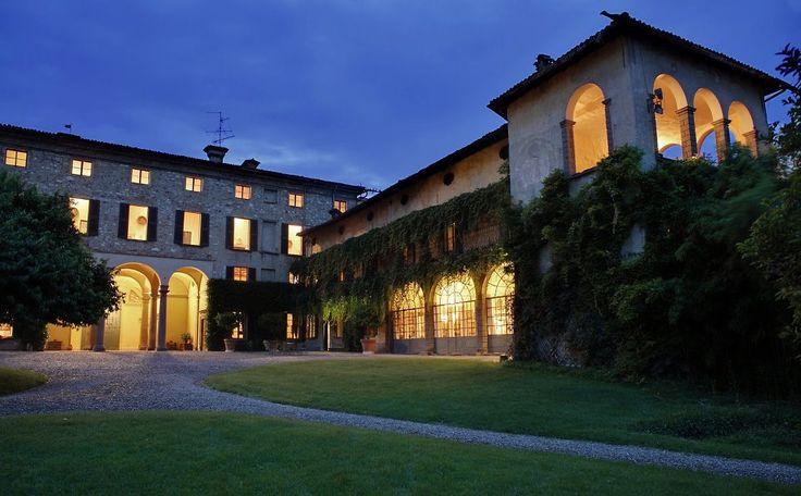 Palazzo Monti della Corte – Contrada dela Corte,1 – 25040 – Nigoline di Corte Franca (BS)