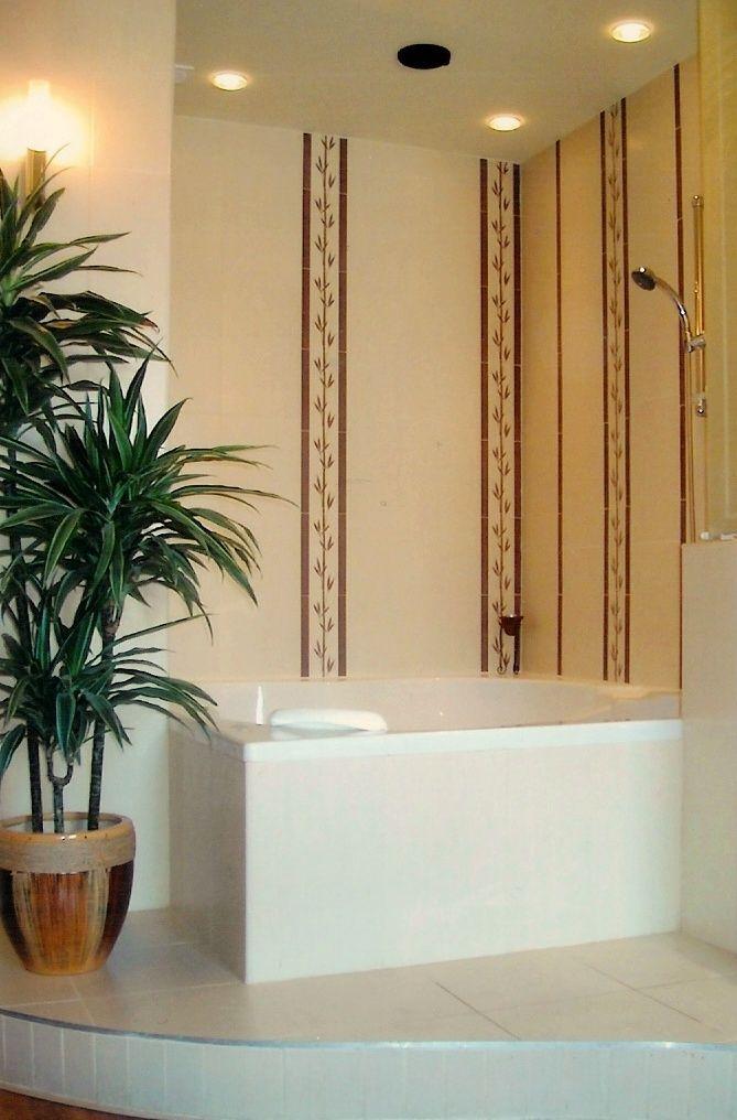 Kád a hálóban - Bath in bedroom