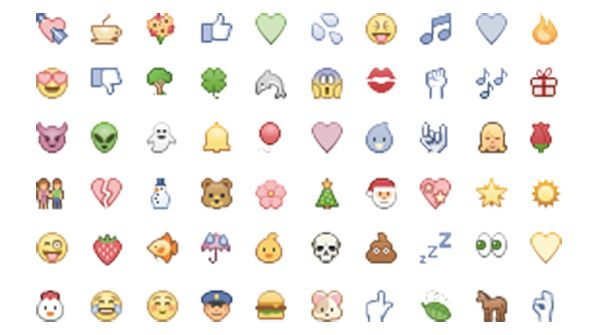 Browse through the all Facebook symbols and discover your favorites; you can add them to your Facebook status updates and comments. In fact, bookmark the page so your favorite symbols are always at hand!