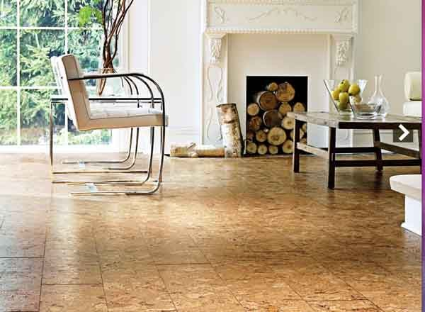 cork flooring from Good Housekeeping, why we love cork flooring... http://www.goodhousekeeping.com/home/design/cork-flooring-why-we-love-it