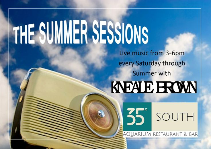 35 Degrees South Summer Sessions