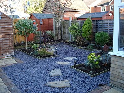 Best 25 no grass landscaping ideas on pinterest no for Landscaped back gardens