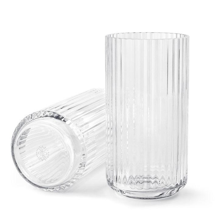 Lyngbyvasen Glass 20cm - Lyngby Porcelæn - Lyngby Porcelæn - RoyalDesign.no