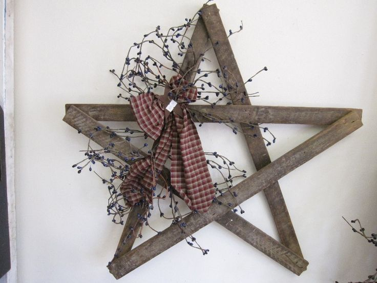 Primitive Country Star Crafts I M Going To Make